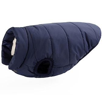 Blå, L, Dog Winter Coat, Vinterbekledning til hund,