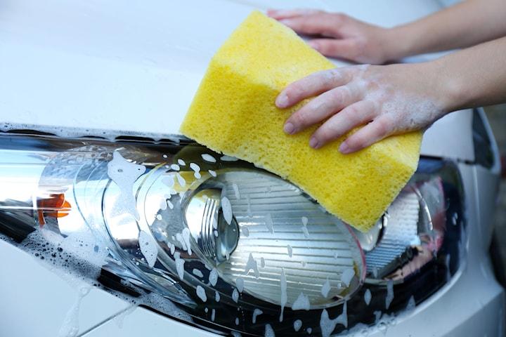Biltvätt eller helrekond hos Hisingens biltvätt