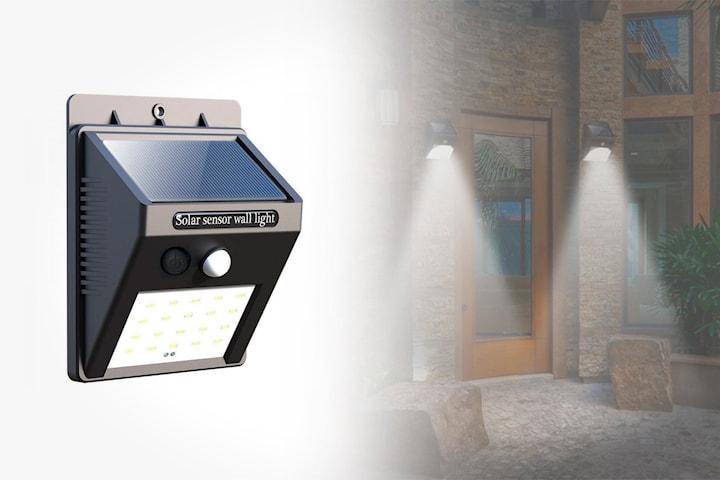 LED-lampa för utomhusbruk