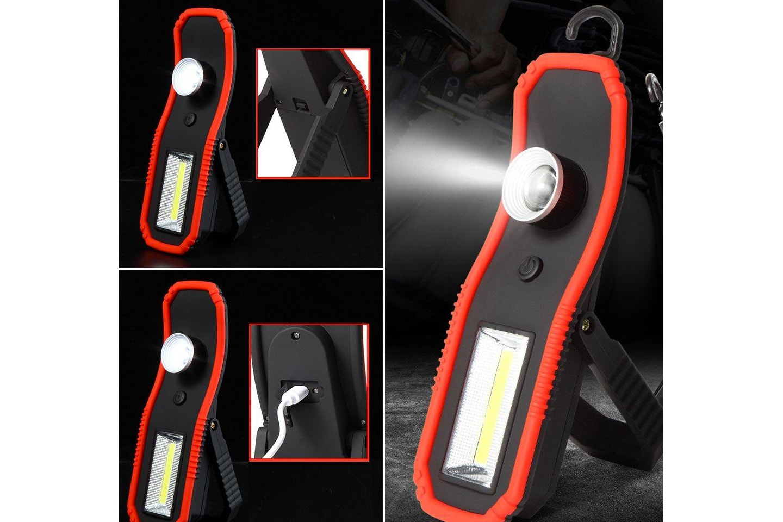 Laddningsbar LED-lampa