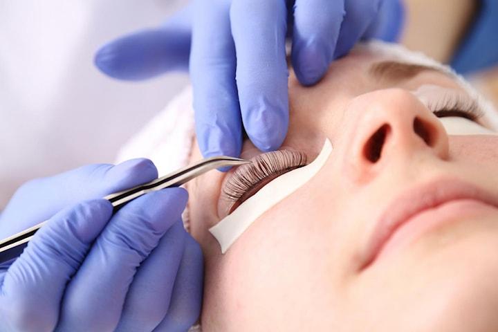 Lashlift hos GiGi Beauty Clinic