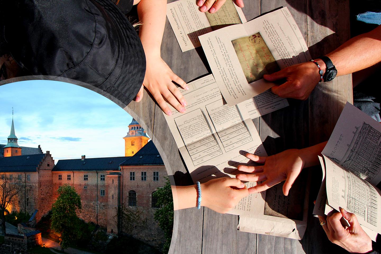 Løs mysteriet: Drapet på Akershus Festning (2-6 personer) (1 av 5)