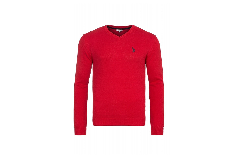 V-neck pullover fra U.S. Polo Assn.