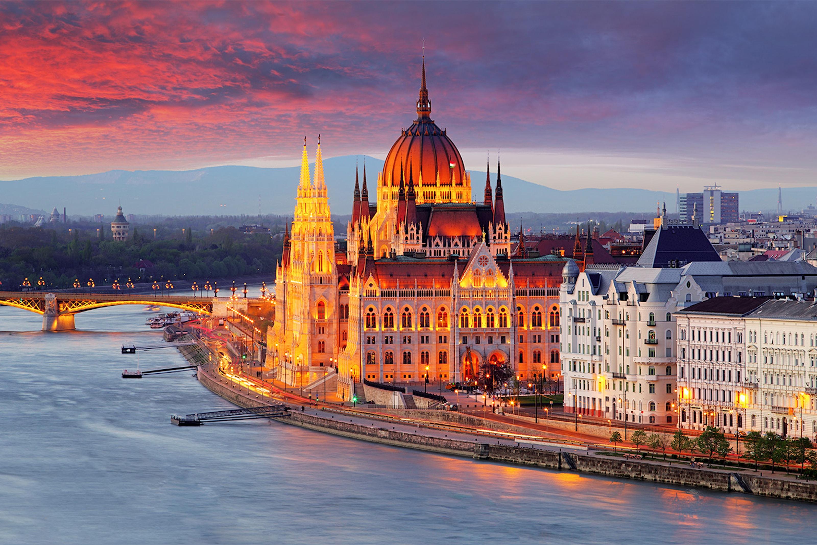 Budapest: to eller tre netter på 4* hotell, spa og massasje