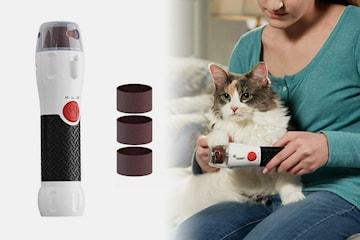 Elektrisk neglefil for kjæledyr