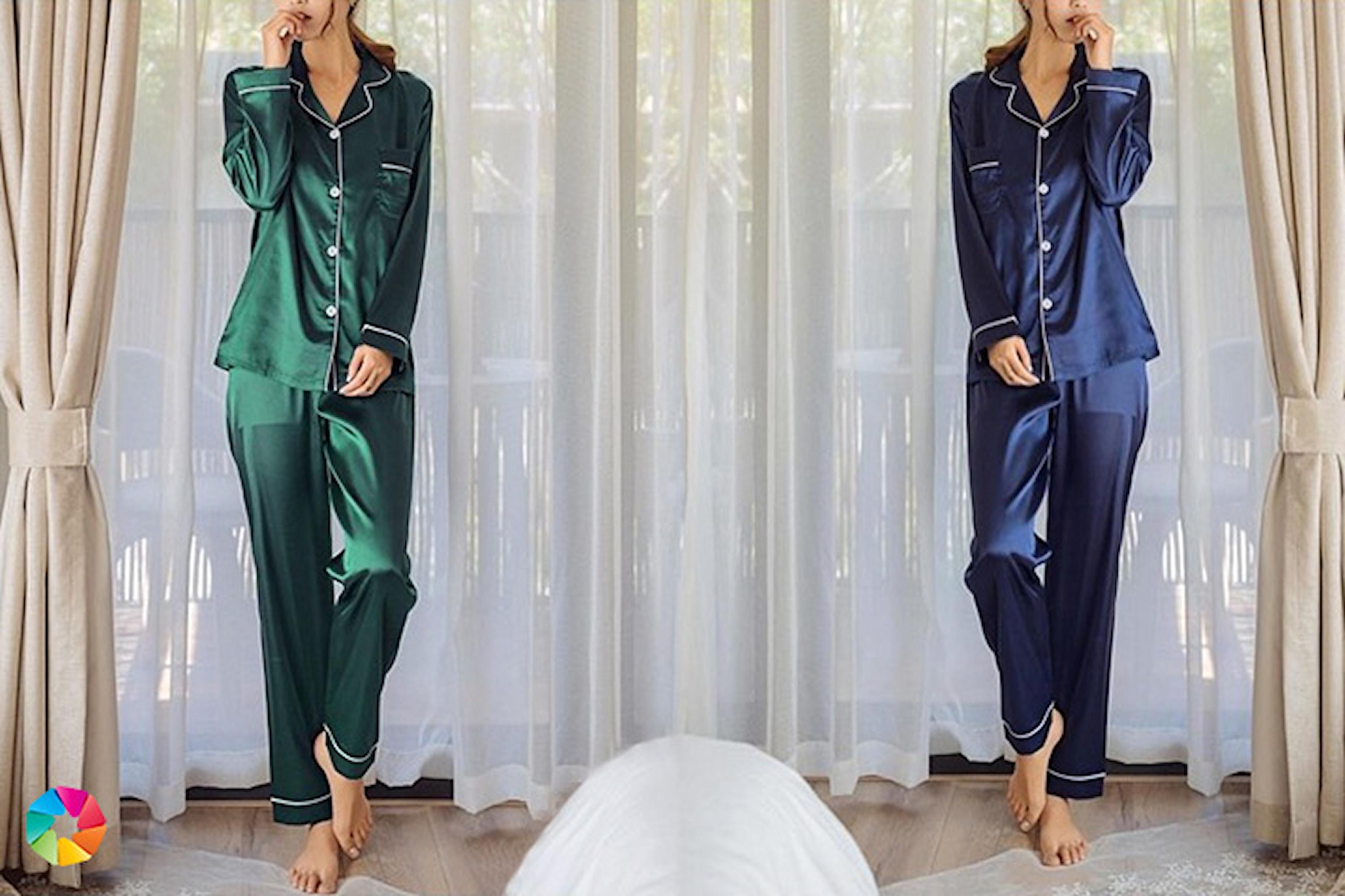 Pyjamas i dammodell