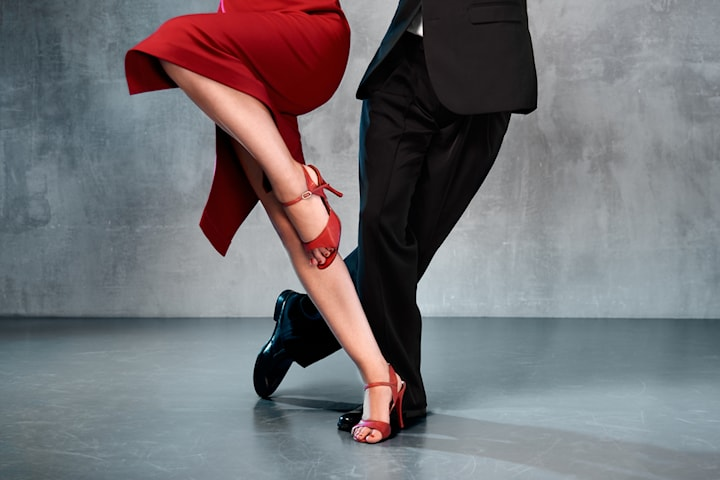 Tangokurs för nybörjare, 4 tillfällen