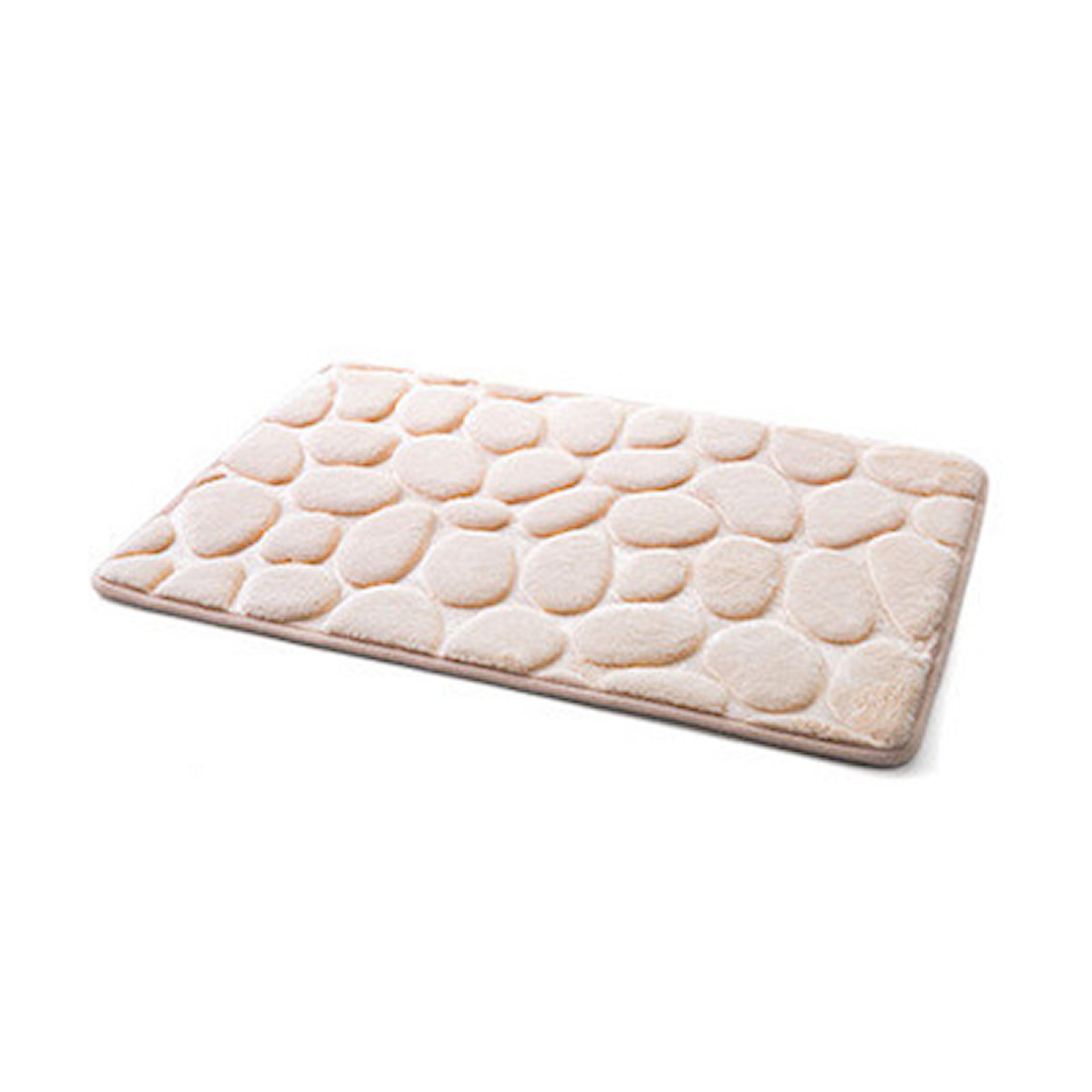 Beige, Bathroom Carpet Memory Foam, Muistivaahtomatto, ,