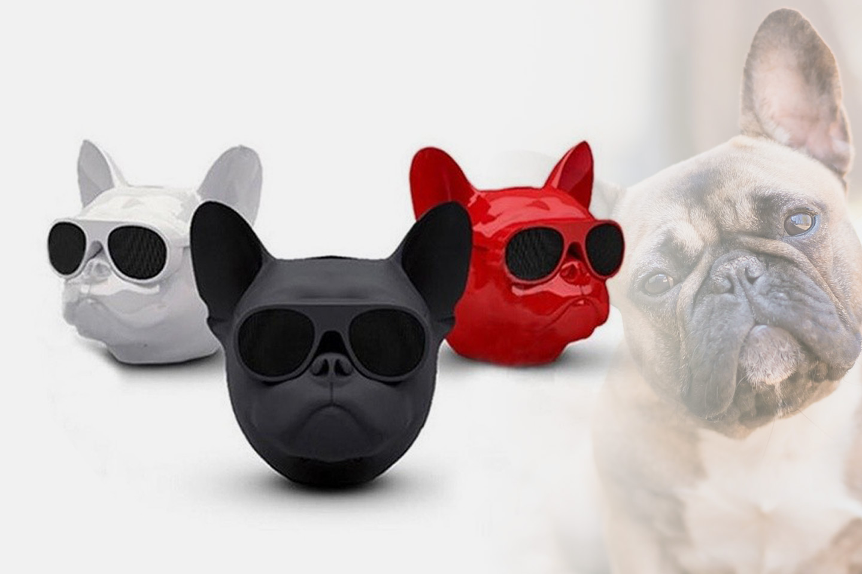 Bulldog høyttaler med Bluetooth (1 av 8)