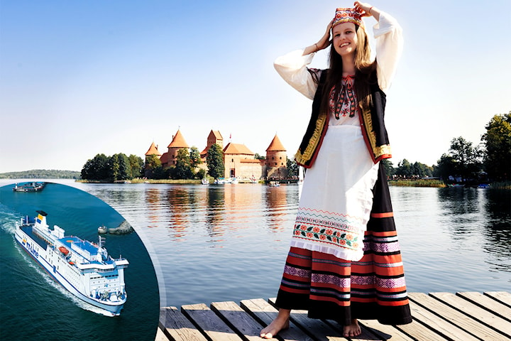 Färjeöverfart till Litauen med TT-Line