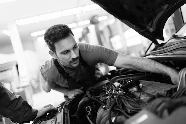 Få sjekket bilen med EU-kontroll hos Ir Auto