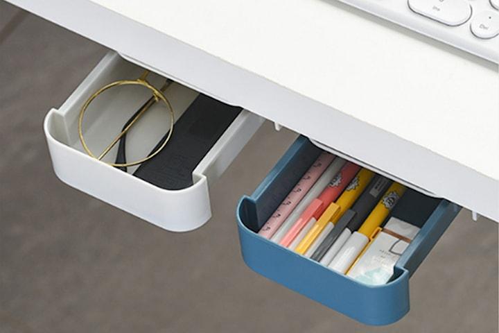 Smart förvaringslåda till skrivbordet