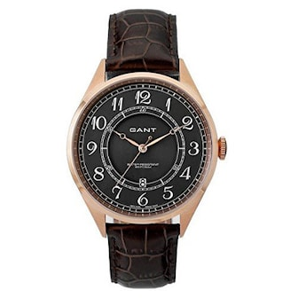 W70473, W70473, Modell: Herr, Urtavla: 41 mm, Armband: Läder, Urverk: Kvarts, 5 ATM,