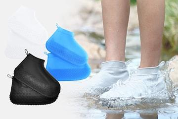 Vattentätt skoskydd