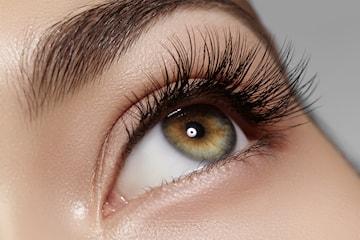 Fylligare fransar med lash lift-behandlingar