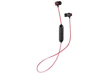 JVC HA-FX103BT Trådlösa Bluetoothhörlurar, röd med fjärrkontroll