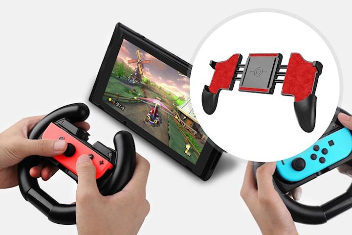 Tillbehör till Nintendo Switch