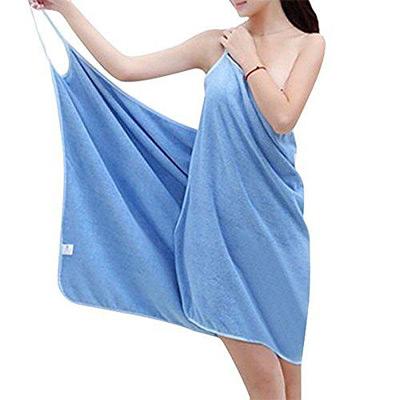 Blå, Bathtowel Dress, Håndklekjole, ,  (1 av 1)