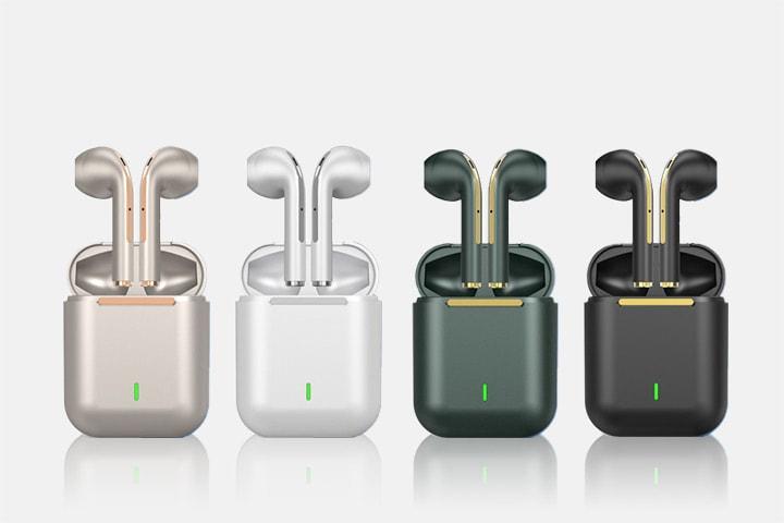 J18 TWS trådlösa hörlurar