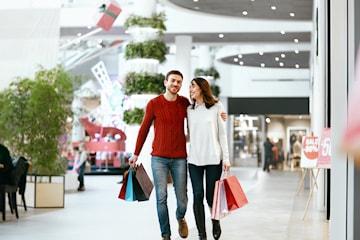 Shoppingresa till Rostock för 2 personer inkl. hytt och bil