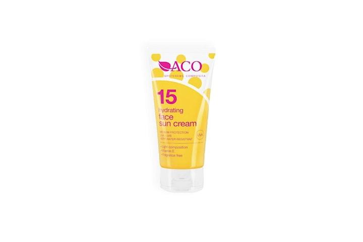 ACO Hydrating Face Sun Cream Spf 15 50ml