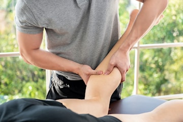 30 min klassisk svensk massage hos Elite Trainers