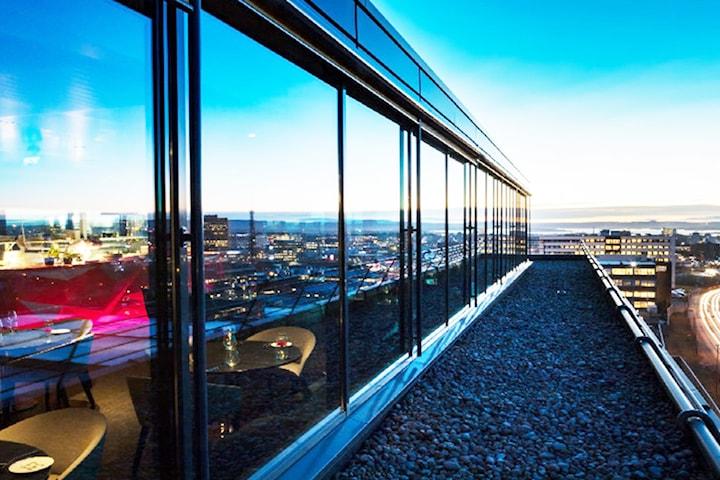 Övernattning för 2 på Quality Hotel 33 i Oslo