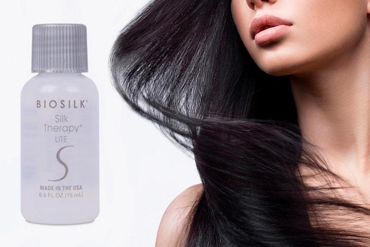BioSilk® Silk Therapy® hårserum