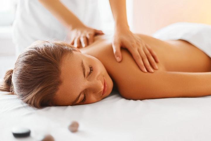 Klassisk massasje med idrettsmassasje eller dypterapeutisk massasje