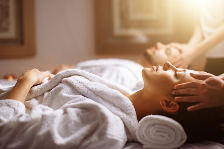 60 min massagepaket
