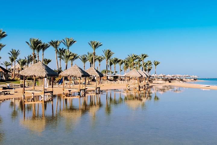 Sharm el-Sheikh: 7 dager på Sharm Reef inkl. fly t/r fra Oslo og all Inclusive