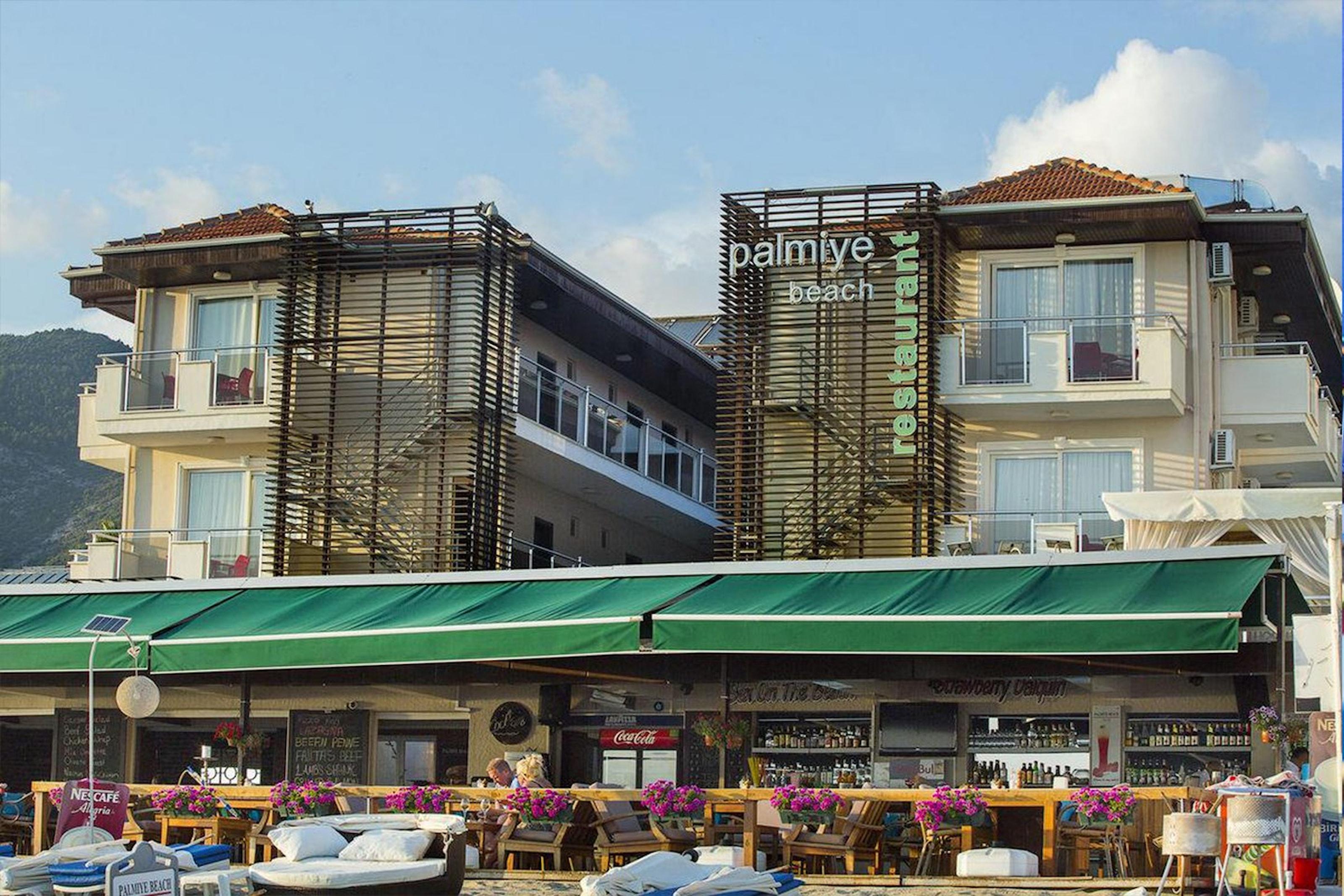 Oppstartstilbud hos Mixxtravel: Palmiye Beach Hotel i Alanya