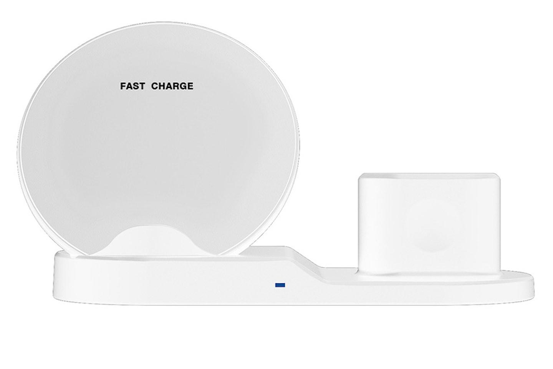 Multiladdare till iPhone, Apple Watch och Airpods