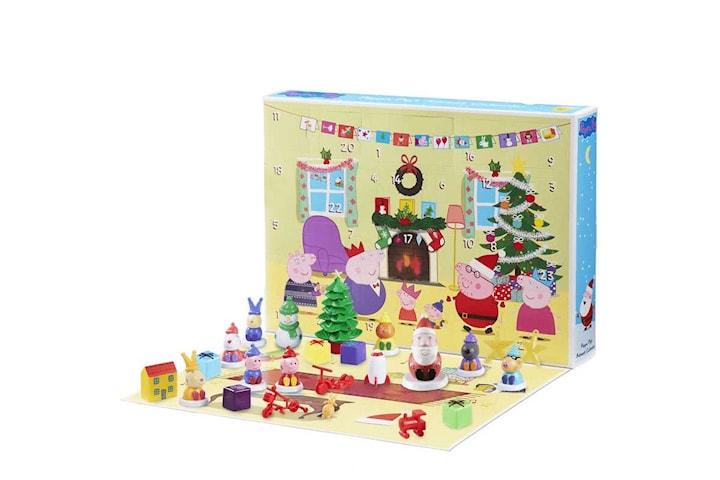 Peppa Pig / Peppa Gris Adventskalender