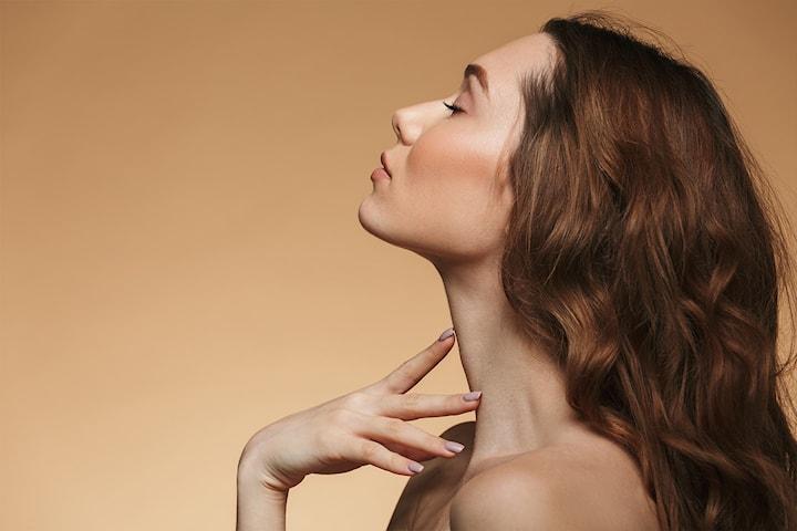 Ansiktsløft uten kirurgi hos Le skin, opp til fire behandlinger
