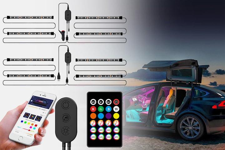 LED-belysning til bil