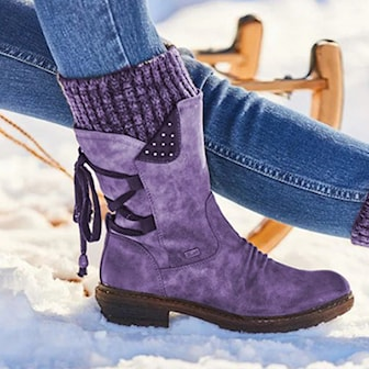 Lilla, 38, Woman's Winter Boots, Vinterboots for dame,