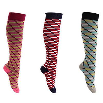 L/XL, Model 2, Compressions Socks, 3-Pcs, 3-pack kompresjonssokker (L/XL, Modell 2), ,  (1 av 1)
