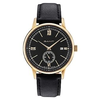 GT023007, GT023007, Modell: Herr, Urtavla: 41,5 mm, Armband: Läder, Urverk: Miyota OT45, 5 ATM,