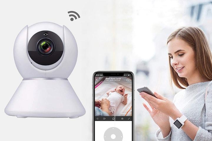 WiFi-overvåkingskamera