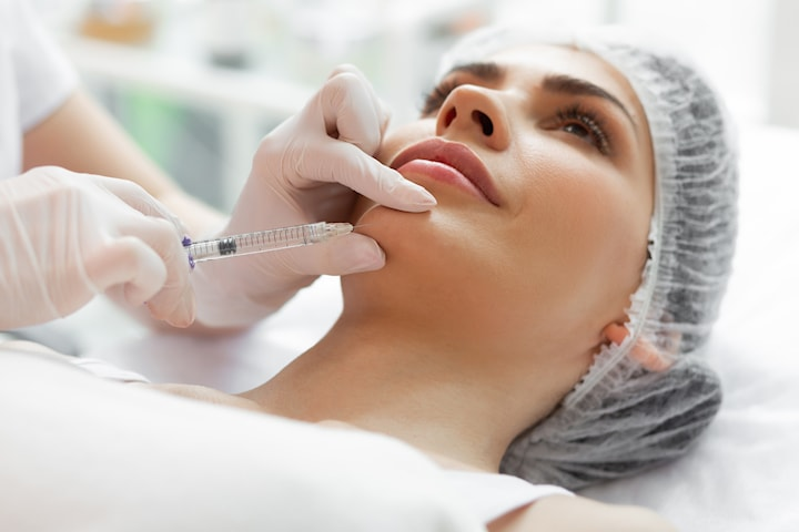Fettreducering med injektion i ansikte eller kropp hos Pink Diamond