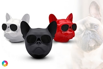 Bulldog høyttaler med Bluetooth