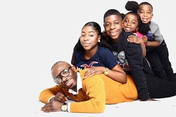 Proffsfotografering för släkten, kärleken, familjen hos Model house