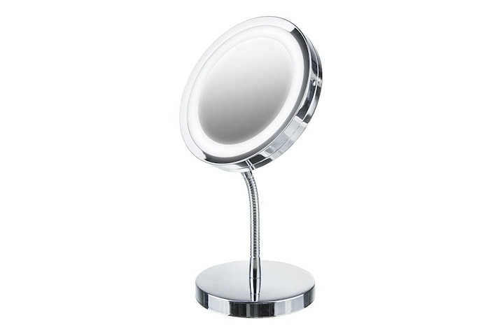Adler sminkspegel med LED-belysning