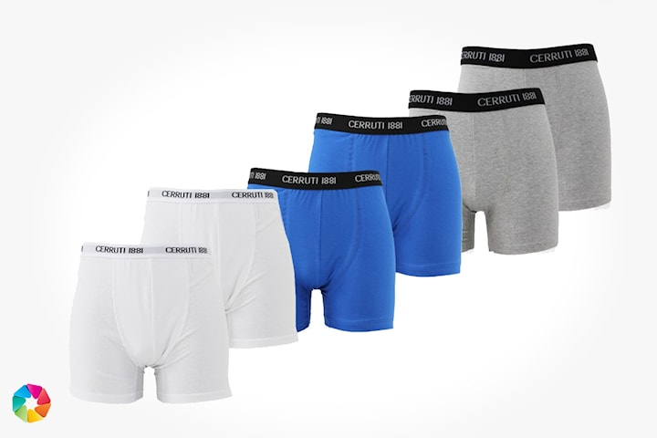 Cerruti boxers, 2-pack