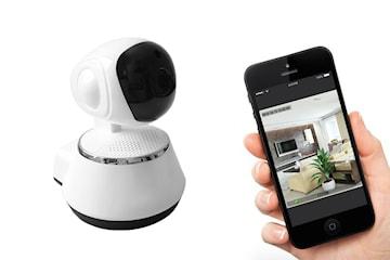Wifi övervakningskamera