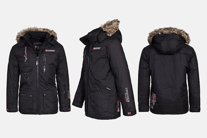 Geographical Norway vinterjacka herr