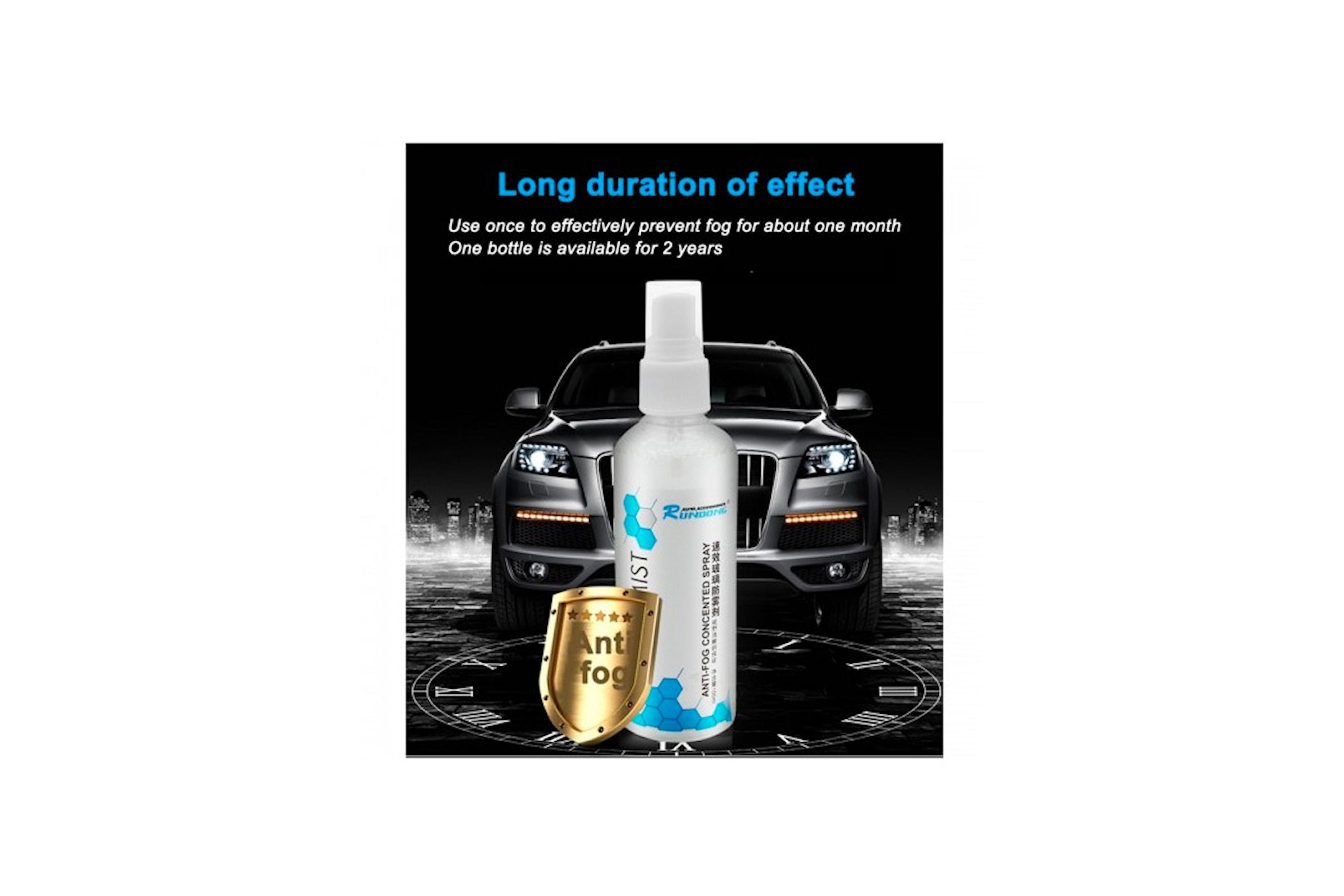 Anti-tåke spray til bilen