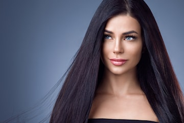 Få glatt og glansfullt hår med botox- og powershock-behandling