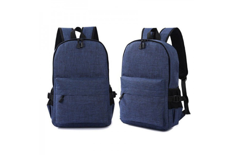 Smidig ryggsäck med datorfack